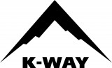 K-Way logo B and W