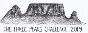 Logo - Three Peaks 2019